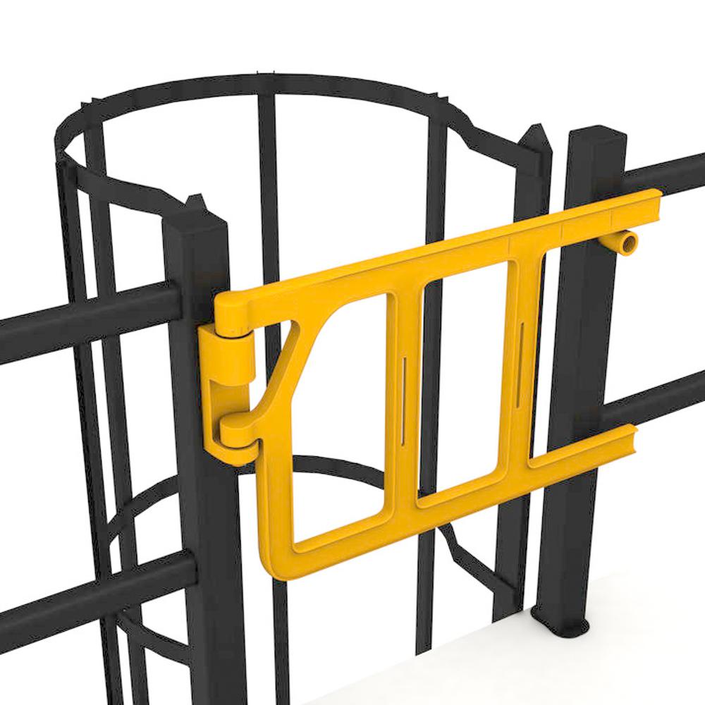 GVK Axes gate